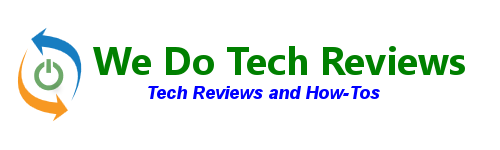 We Do Tech Reviews